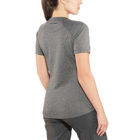 Mammut Trovat Pro - T-shirt manches courtes Femme - gris
